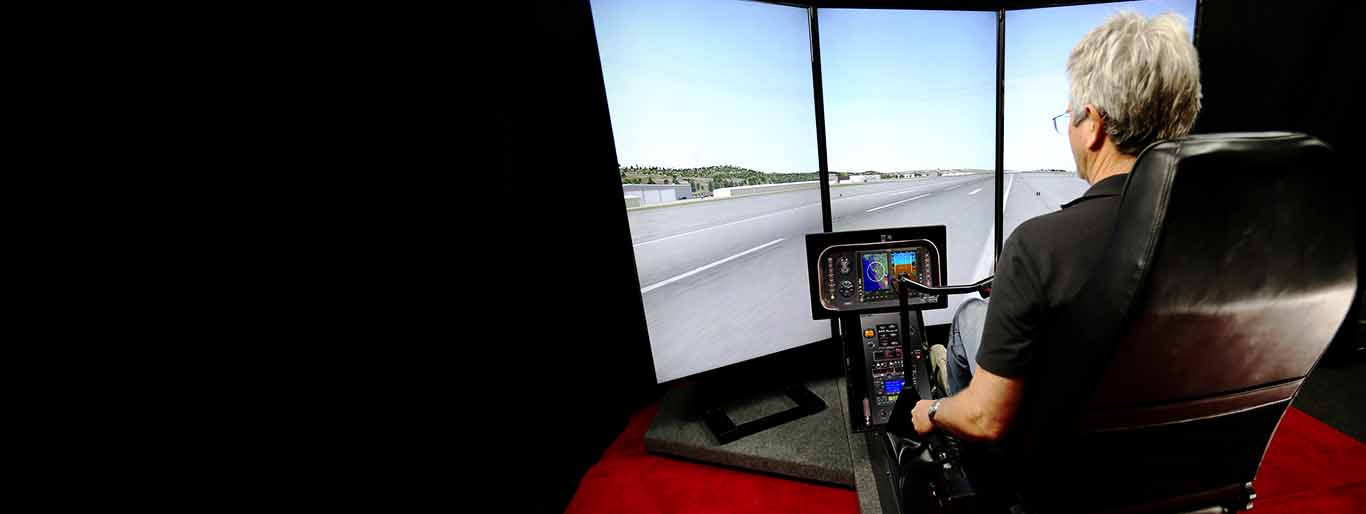 FAA_Approved_BATD_Flight_Simulator_TouchTrainer_FM100_Helicopter_Rotary_Wing